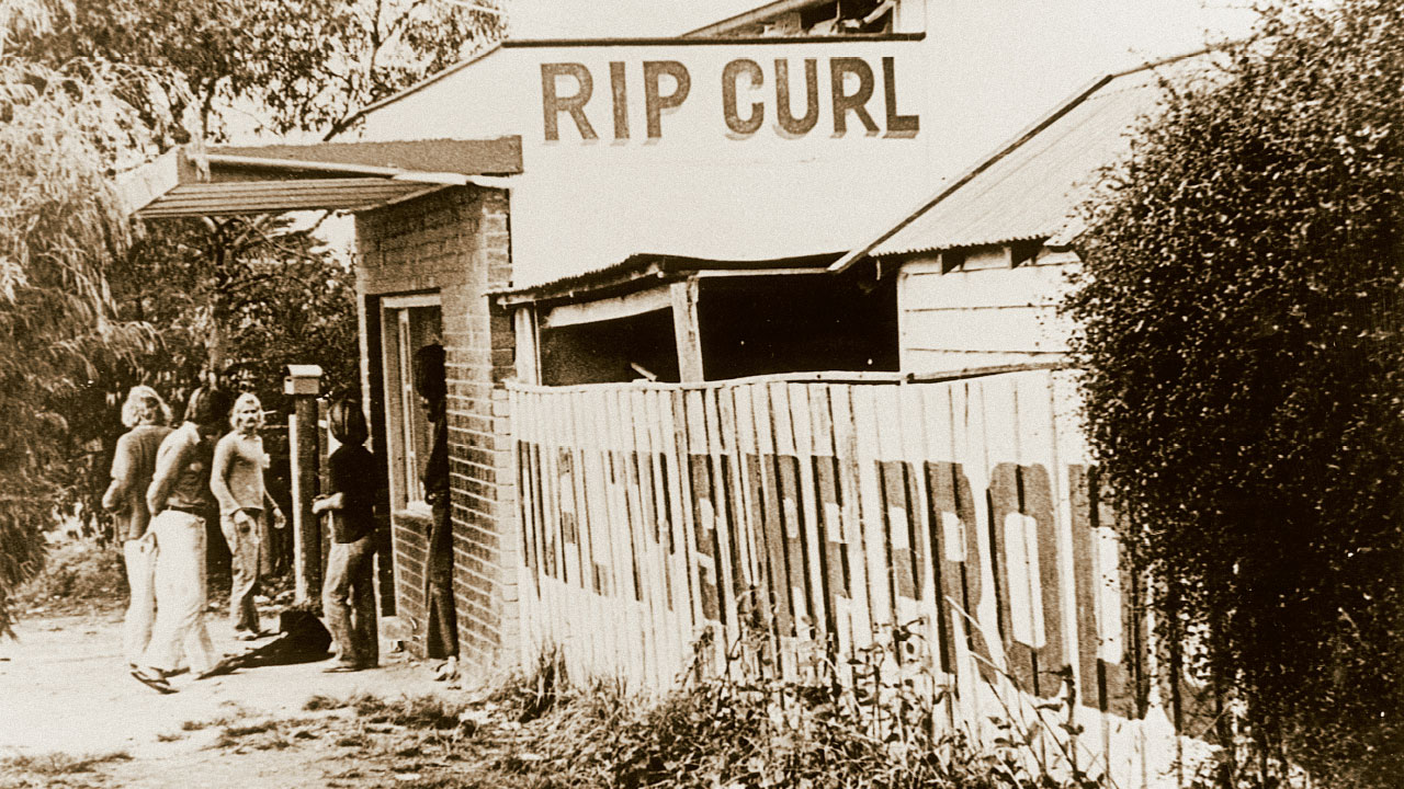 In The Beginning Rip Curl Europe Online Store