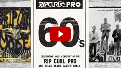 The origin and history of the company rip curl