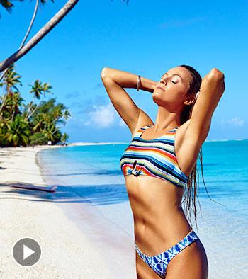 Bikini swimwear store