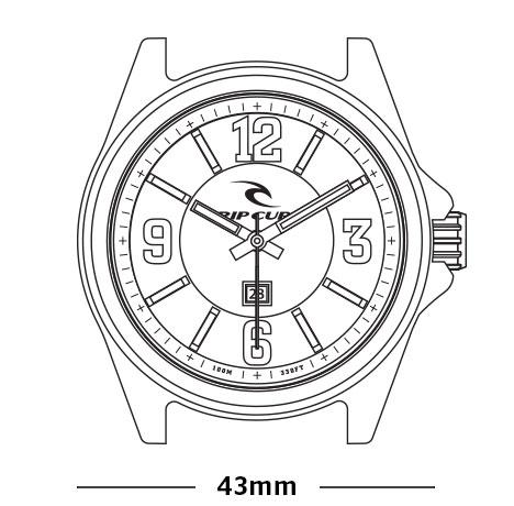 Montre covert montres de surf homme rip curl france - Compte facily pay ...