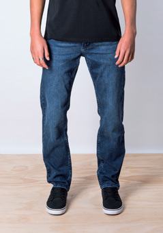 fa668c065a98 Designed with stretch denim to provide awesome comfort.