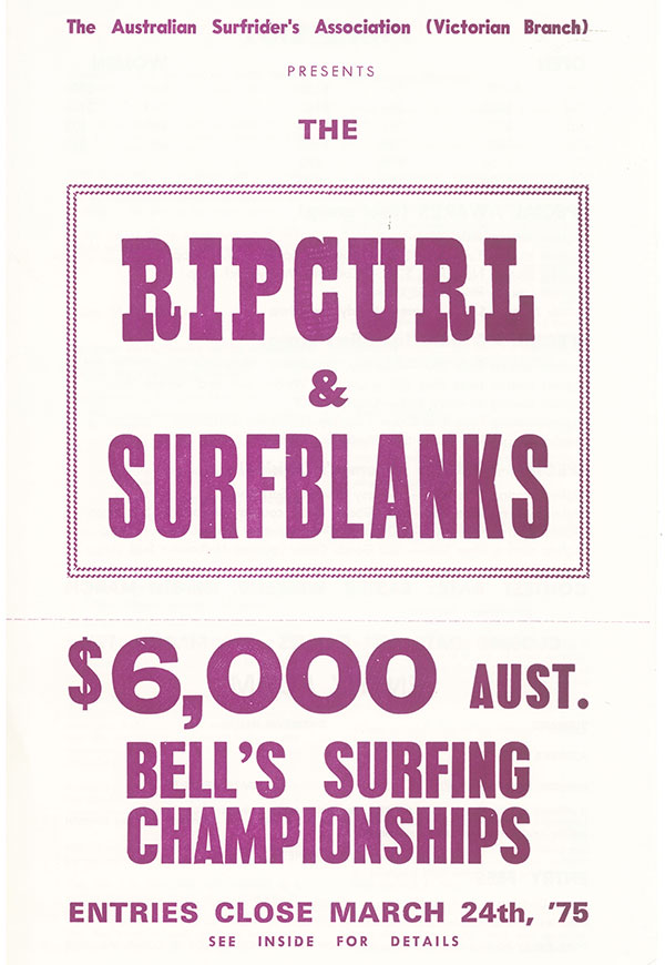 the origin and history of the company rip curl Website wwwripcurlcom headquarters torquay, victoria (australia) size 1001  to 5000 employees founded 2002 type company - private.